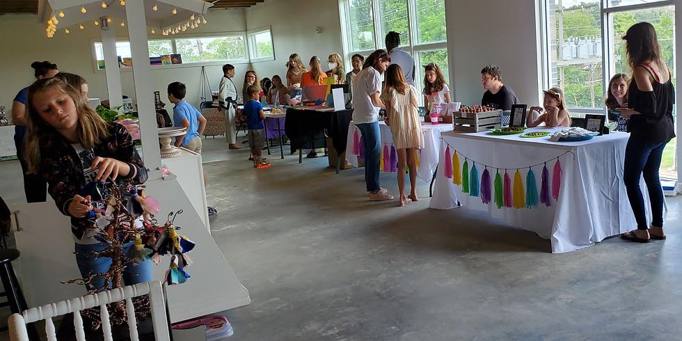 Kids Makers Market Fall