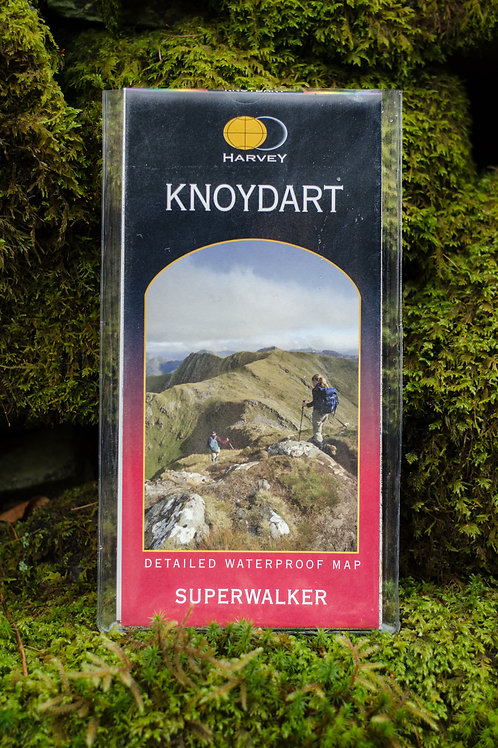 Knoydart Superwalker Map