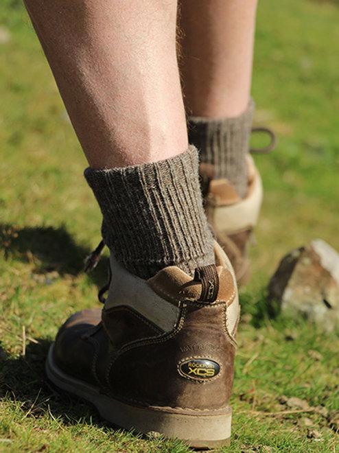 Loch Nevis Wool Socks