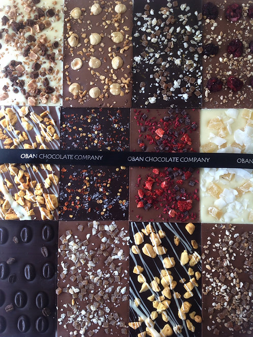 Highland Artisan Chocolate Bars