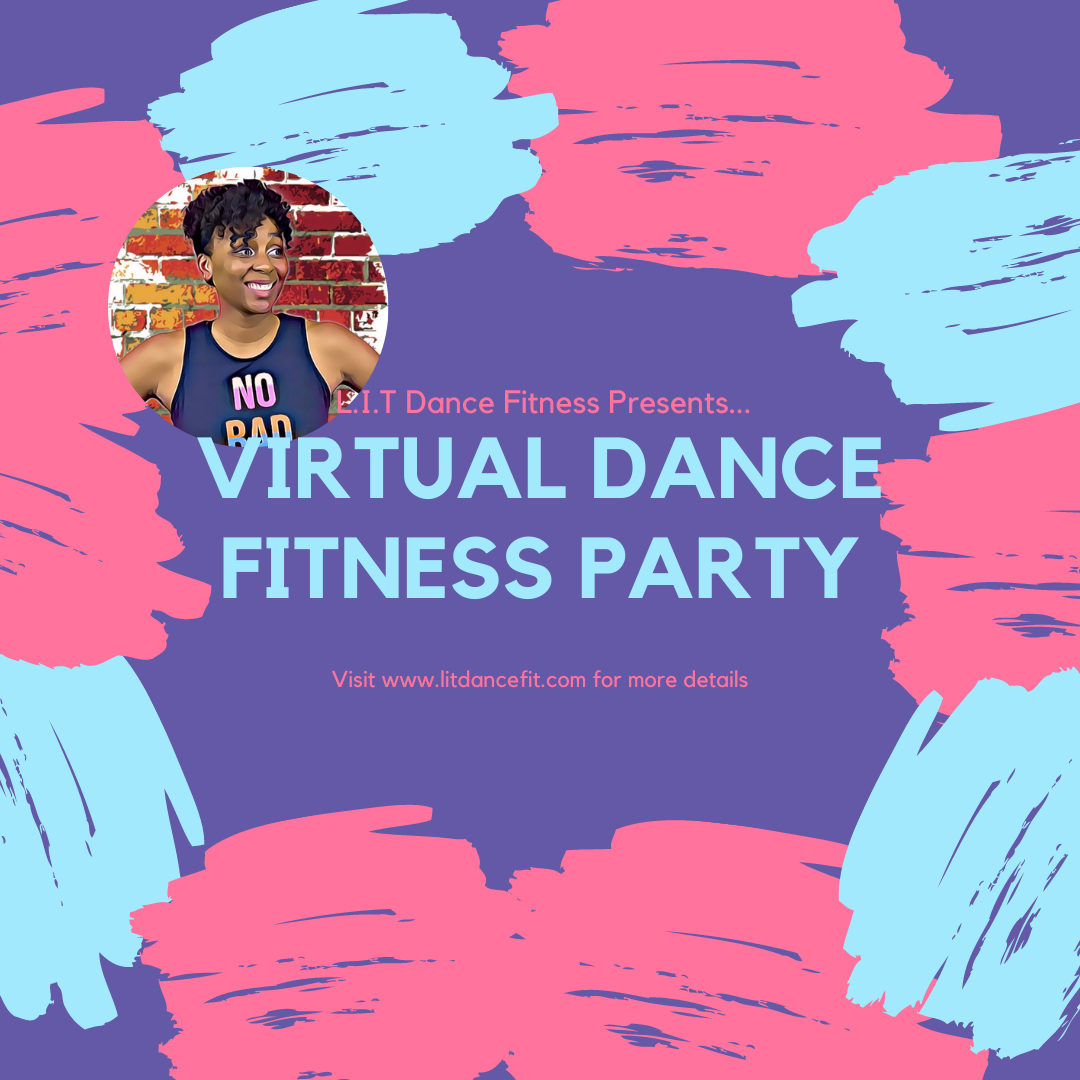 Virtual Dance Fitness Party