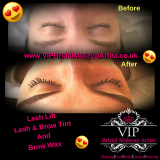 VIP Bridal Makeup Artist - Lash Services