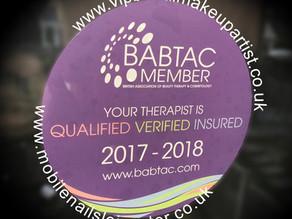 Proud to be a BABTAC Member