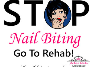 Nail Biter? Go to Rehab!