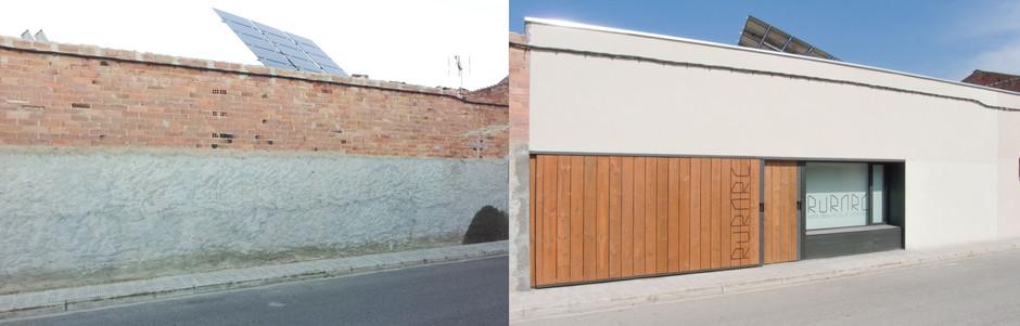 14 rurarc reforma local arquitectura com