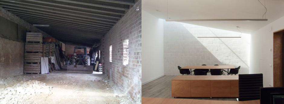 17 rurarc reforma local arquitectura com