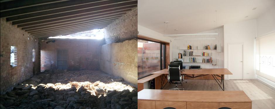 15 rurarc reforma local arquitectura com