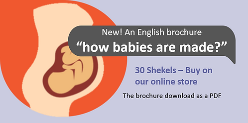 How Babies Are Made? Joint reading –parent and child age 6-12 years