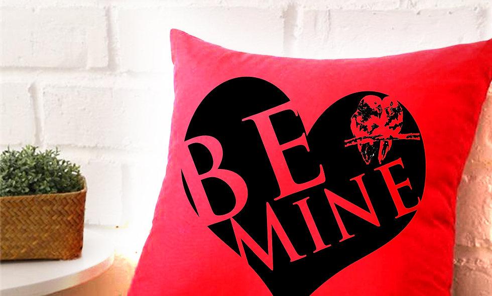 Be Mine Black Overlay