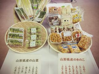 やまがた山菜きのこ日本一産地化プロジェクト