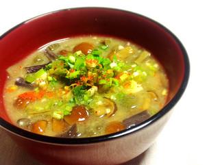 山形県の郷土料理納豆汁