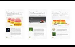 Molecular Gastronomy Poster Set
