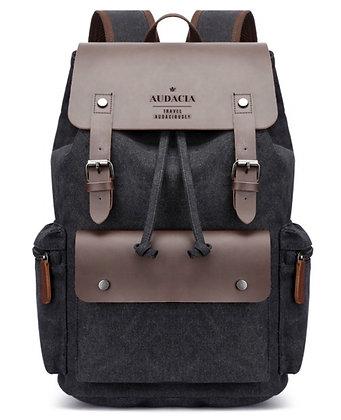 Magna Black Backpack