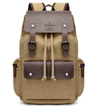 Magna Khaki Backpack