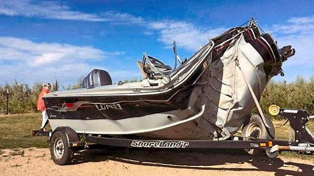 Local reporter pushes to change boat insurance rulesCory Hepola·1 hour ago