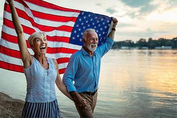 Elderly USA Flag.jpg
