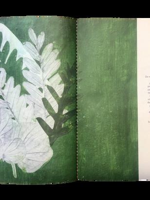página do livro Memorabilia, de Keila Knobel, 2021