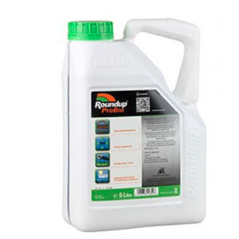 Roundup Pro Active 360 5LT Glyphosate Weed Killer