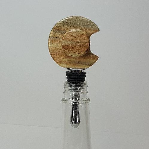Colorado Beetlekill wood bottle topper