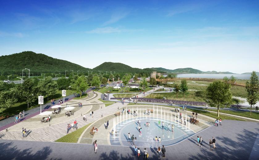 남해군 동대만 생태공원 조성사업 3.jpg