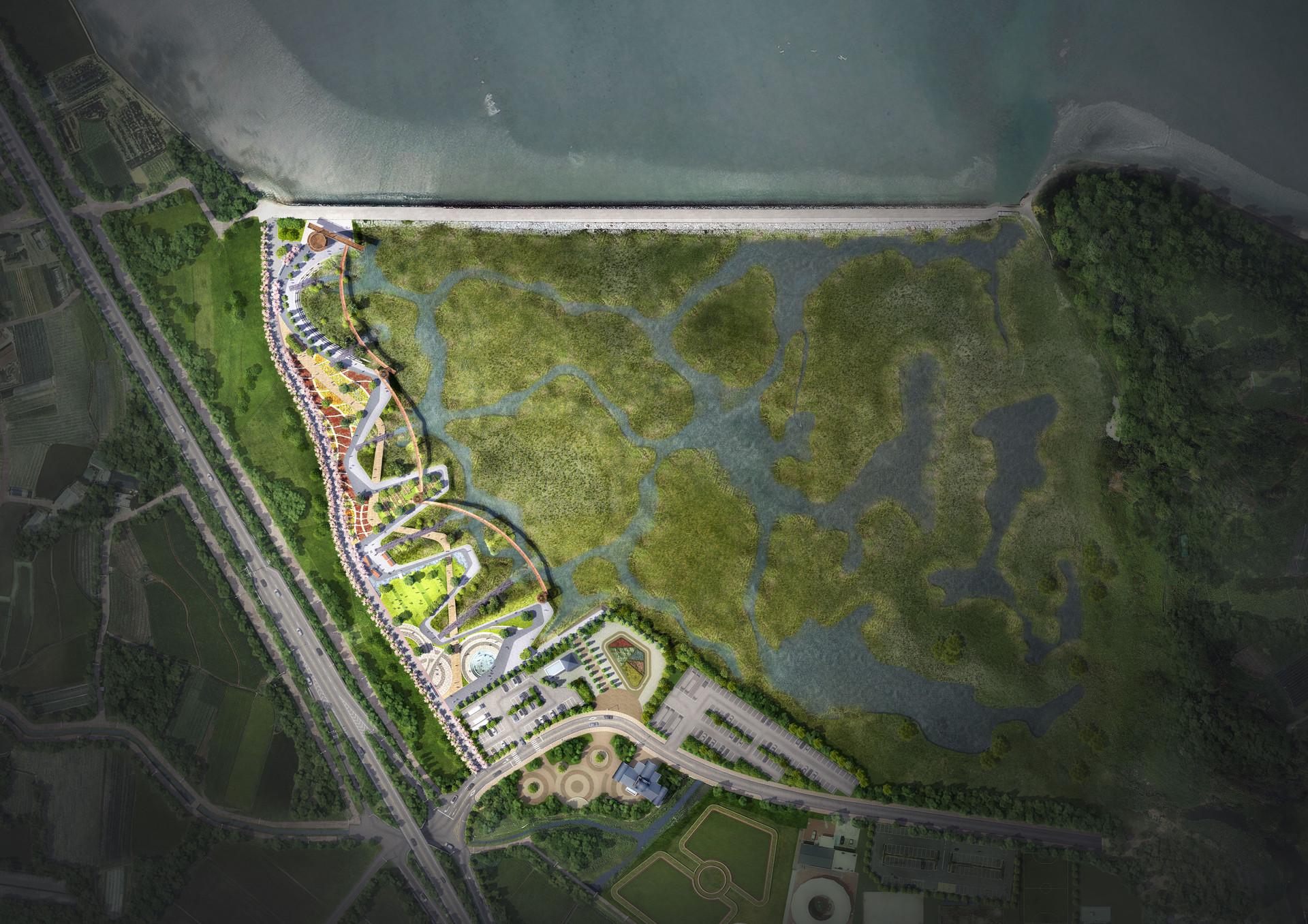 남해군 동대만 생태공원 조성사업 9.jpg