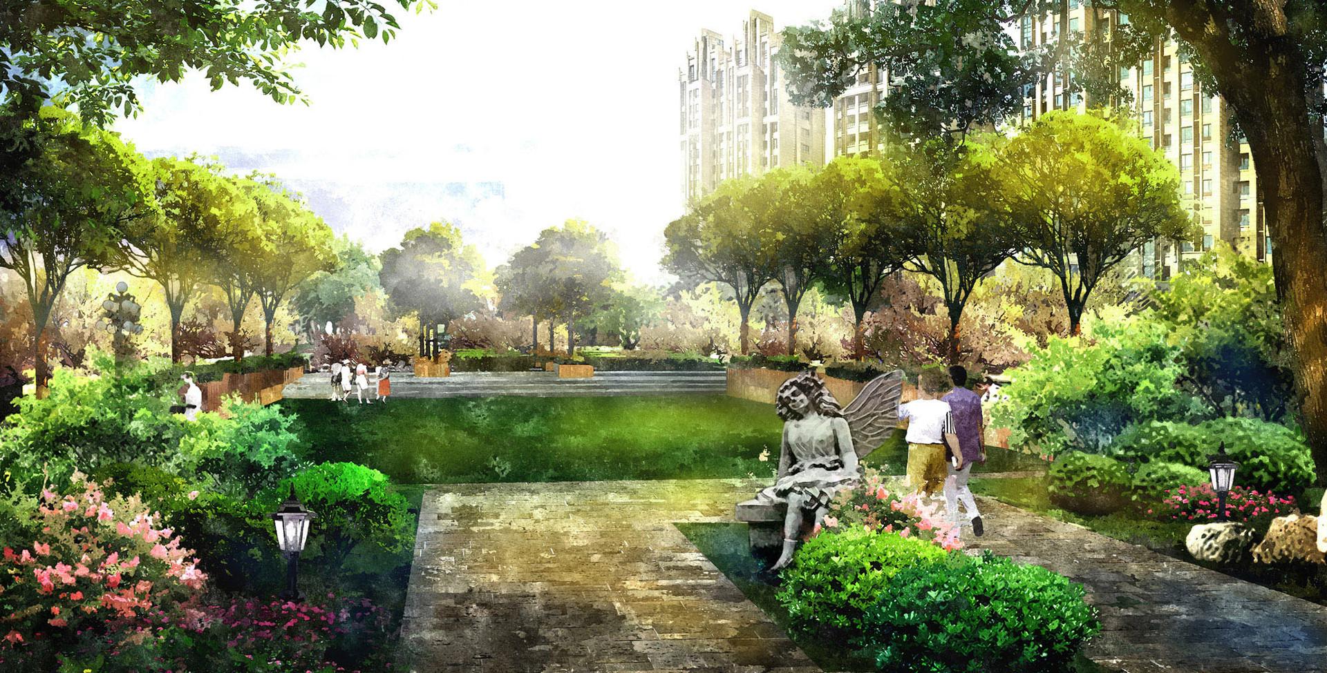 랴오닝성 푸신 녹지 주거단지 계획3.jpg