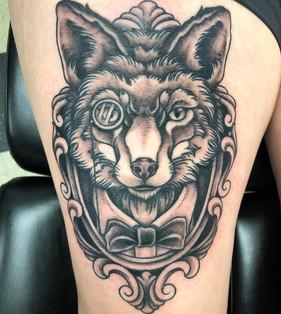 Victorian Wolf