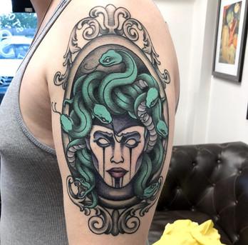 Medusa - Healed