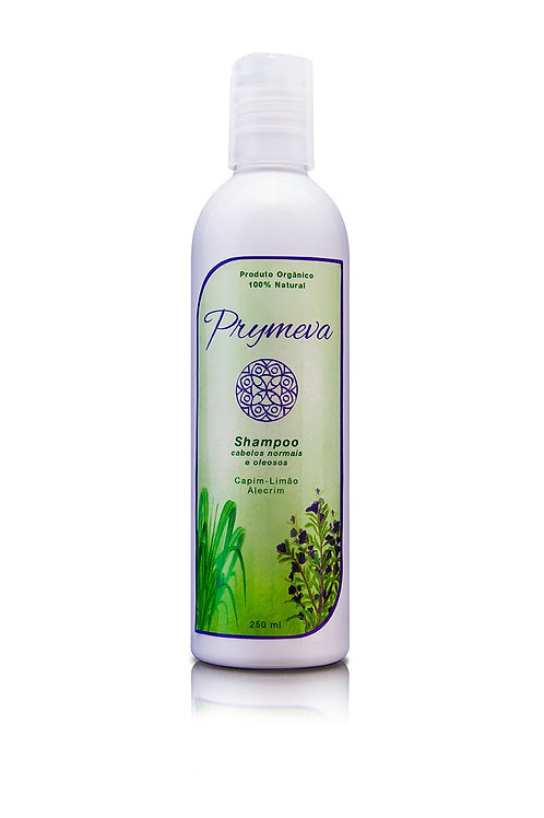 Shampoo CAPIM-LIMÃO/ALECRIM Prymeva 250ml