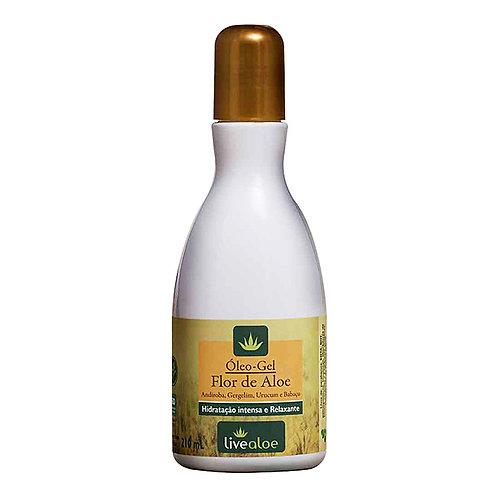 Óleo- gel Flor de Aloe LIVEALOE 120ml