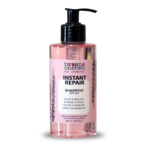 Shampoo Instant Repair TWOONE ONETWO 250ml