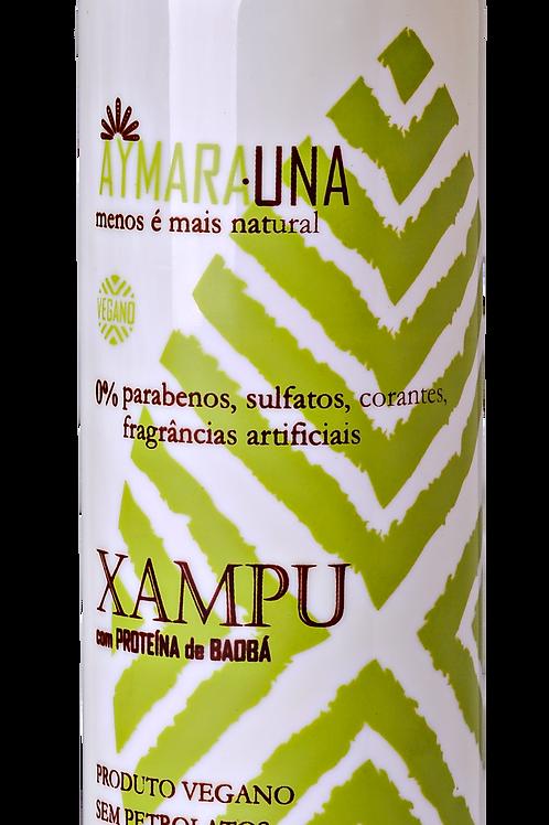 Shampoo com PROTEÍNA de BAOBÁ AYMARA-UNA 200ml