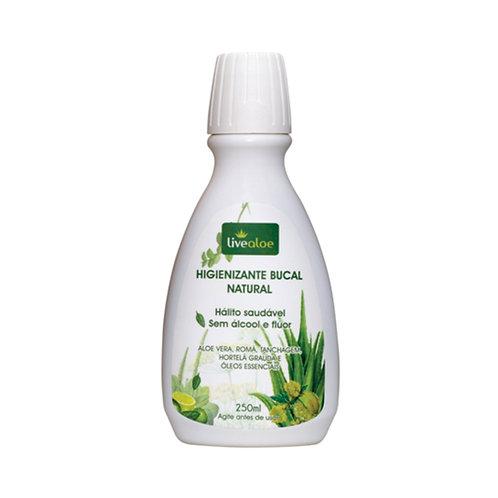 Higienizante Bucal Natural LIVEALOE 250ml