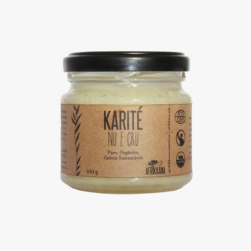 Manteiga de Karité AFRIKKANA 100g