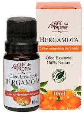 Óleo Essencial Bergamota ARTE DOS AROMAS 10ml