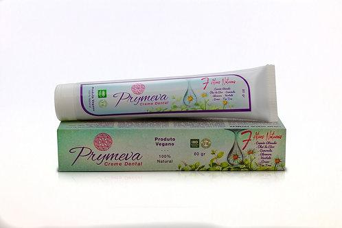 Creme Dental Prymeva 100% natural 80gr