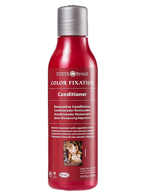 Condicionador Restaurador Color Fixation SURYA 250ml