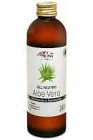 Gel Neutro de Aloe Vera 240ml