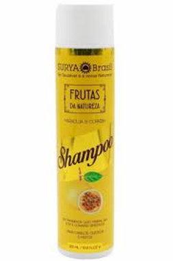 Shampoo de Maracujá e Copaíba SURYA 300ml