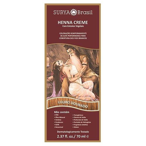 Henna Creme SURYA LOURO DOURADO 70ml