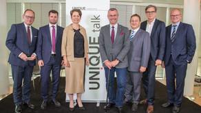 UNIQUE talk: Infrastruktur als Motor des Wirtschaftsstandorts Österreich