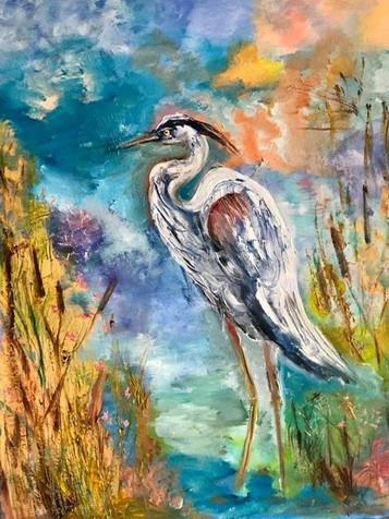 Egrets...I've Had A Few