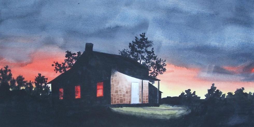 Cindy Fritz Watercolor Demo