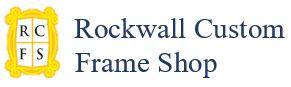 Rockwall custom framing.JPG