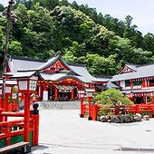 日本五大稲荷 太皷谷稲成神社