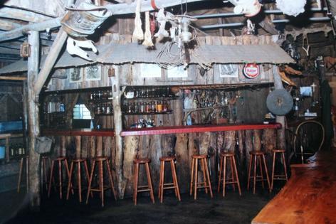 A copa do bar antigamente