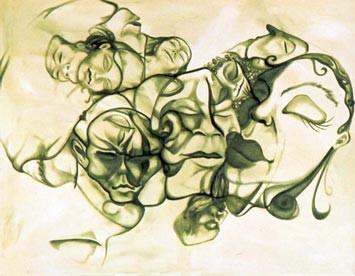 ONDERSTEBOVEN OFZO by NADIA