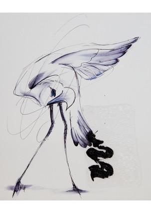 BIRD by NADIA & MARIEKE