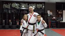 On The Songahm Spirit of Taekwondo (# 5)