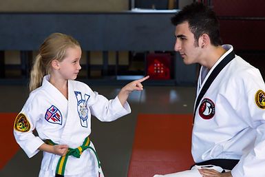 bully proof, martial arts, kids, eagan